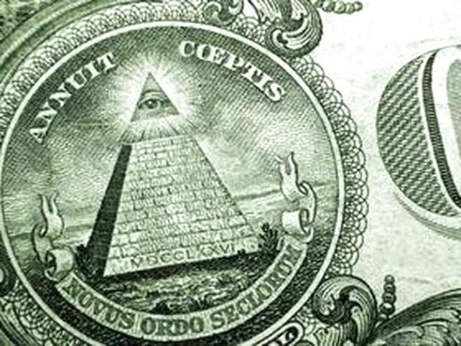 1 Doların Masonik Şifreleri Pamukkale Üniversitesini Karıştırdı!