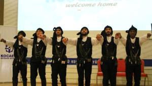 Kocaeli Yabancı Öğrenciler Horon Tepti