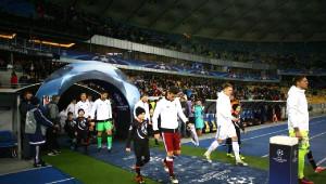 Dinamo Kiev - Beşiktaş Maçından Fotoğraflar