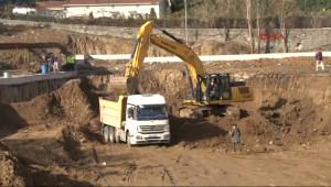 Şişli'deki 4 Kulenin Yapımı Yeniden Durduruldu