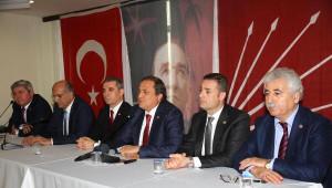 CHP'li Torun: Asla Onun Başkan Olmasına İzin Vermeyeceğiz