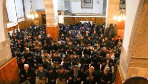 Yahyalı Halep'e Dua İçin Sabah Namazında Buluştu