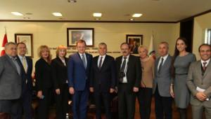 Tataristan Cumhuriyeti Sağlık Bakanı Vafin, Denizli'de