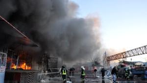 Yatağan Sanayisinde Yangın: 2'si Ağır 11 Yaralı