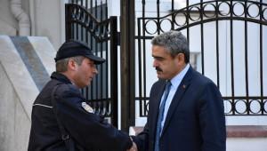 Başkan Alıcık'tan Polise Moral Ziyareti