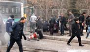 Kayseri'deki Patlamadan İlk Fotoğraflar