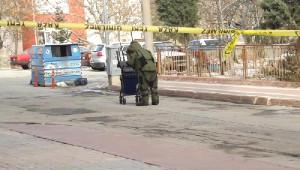 Seydişehir'de Çöpe Atılan Çanta, Bomba Paniğine Neden Oldu
