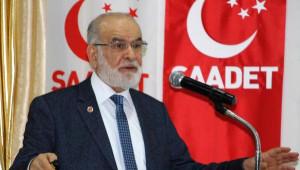 Sp Genel Başkanı Karamollaoğlu Terör Olaylarını Değerlendirdi