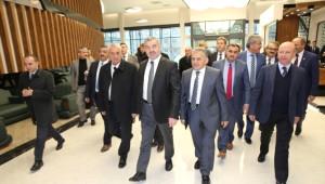 Kayseri Büyükşehir ve İlçe Belediye Başkanları Melikgazi'de