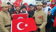 Türkiye'nin Dört Bir Yanından Avrasya Tüneli İçin Geldiler