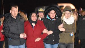 Suriye Şehitleri Özüpek ve Acar'ın Cenazeleri Memleketlerinde