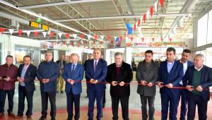 Çorlu'da Markalar Çadırı Açıldı