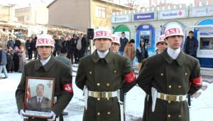 Uzman Çavuş Ramazan Karaca İçin Kırşehir'de Tören Düzenlendi