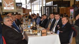 Bafralılar Kahvaltıda Bir Araya Geldi