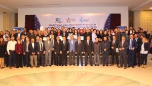 Nazilli'de 350 Girişimci Sertifikalarını Törenle Aldı