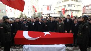 Şehit Er Mehmet Ünal Son Yolculuğuna Uğurlandı