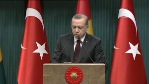 Erdoğan: 'Fetö, Ortak Gayretlerimizle Tarihin Çöp Sepetine Atılacaktır'