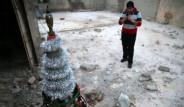 6 Yıldır Savaşın Sürdüğü Suriye'de Noel Kutlamaları