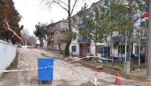 Edirne'de Şiddetli Rüzgar Etkili Oldu (3)