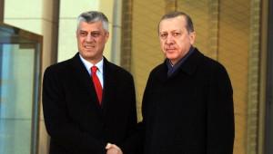 Erdoğan: 'Kosova'nın Bağımsızlığı, Toprak Bütünlüğü ve Egemenliği Bizim Için Tartışılmazdır'