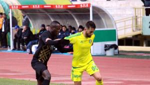Şanlıurfaspor-Osmanlıspor: 0-3 (Ziraat Türkiye Kupası)