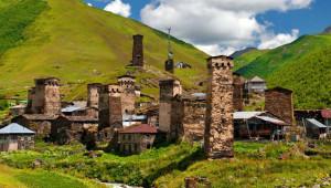 Hala Orta Çağ'da Gibi Yaşamaya Devam Eden Svan Köyünden 24 Kare