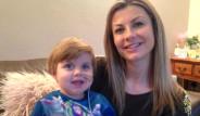 Doğuştan Böbrek ve Karaciğer Hastası Oğluna, 2 Organını da Bağışladı