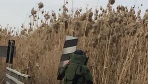 Akçakale-Ceylanpınar Karayolu Üzerinde Tespit Edilen Eyp İmha Edildi