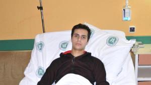Yaşaması Mucize Olan Genc, Ameliyatla Sağlığına Kavuştu