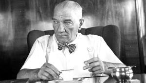 Atatürk'ün Sol Gözündeki Büyük Sır
