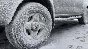 Sibirya Soğukları Etkisindeki Ardahan -26 Dereceyi Gördü