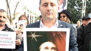 Buca'da CHP'lilerden Başkanlığa Karşı 3 Günlük Eylem