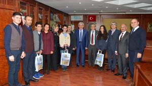 Kumluca'da Teog'da Başarılı Öğrenciler Ödüllendirildi
