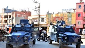 Polis Giremez' Denilen Bölgede Huzur Operasyonu