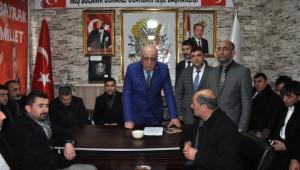 Osmanlı Ocakları Bulanık İlçe Başkanlığı Açıldı