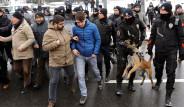 Anayasa Görüşmeleri - Meclis'e Yürümek İsteyen Gruplara Polis Müdahale Etti