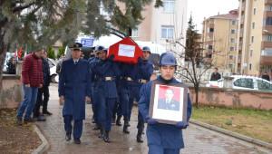 Bişkek'te Düşen Kargo Uçağının Kaptan Pilotu İçin Yenişehir'de Tören