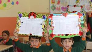 Sivas'ta 120 Bin Öğrenci Karne Heyecanı Yaşadı