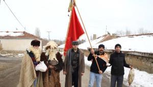 Orta Asya'dan Gelen 'Saya Gezmesi' Geleneği Yozgat'ta Yaşatılıyor