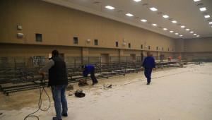 Darbecilerin Yargılanacağı Duruşma Salonunun Yapımında Sona Gelindi