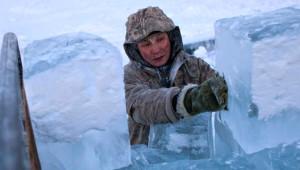 -67 Dereceyi Gören Dünyanın En Soğuk Köyünden Kareler