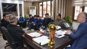 Dursunbeyli Sporcular Badminton İl Şampiyonu Oldular