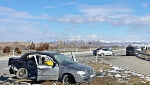 Çorum'da Trafik Kazası: 1 Ölü, 6 Yaralı