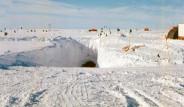 Küresel Isınma Buzun Altındaki Gizli Üssü Ortaya Çıkaracak