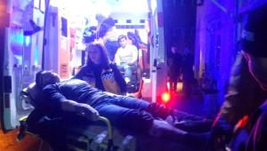 Yol Verme Kavgasında Silahlar Çekildi: 2 Yaralı