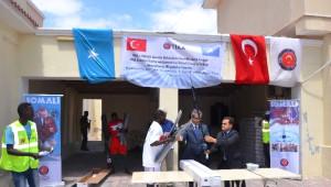 Tika'dan Somalili Balıkçılara Ekipman ve Eğitim Desteği
