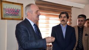 AK Parti Kocaeli Milletvekili Aygün, Yüksekova'da