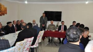 Bulanık'ta 'Güvenlik' Toplantısı