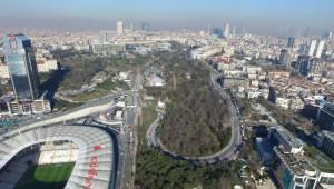 Altından Tünel Geçirilmesi Planlanan Maçka Parkı Bölgenin Adeta Bölgenin Akciğeri Konumunda