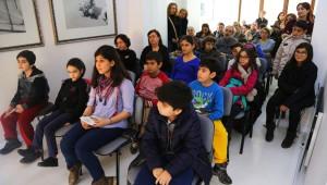 Ünlü Mimar, Çocuklara Mimar Sinan'ı Anlattı